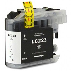 Brother LC-221/223BK (compatible)