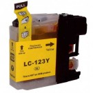 Brother LC-121/123Y (compatible)