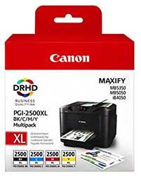 canon 2500XL inkt cartridge goedkoop online kkopen