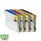 Epson T0615 Voordeelset (compatible)
